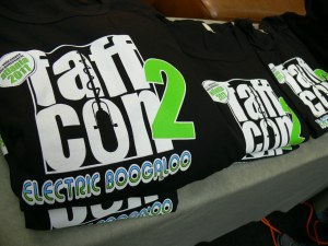 FaffCon 2 T-shirts