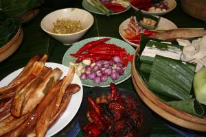 Bali ingredients
